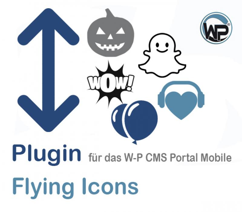 Neu Boxen Plugin - Flying Icons