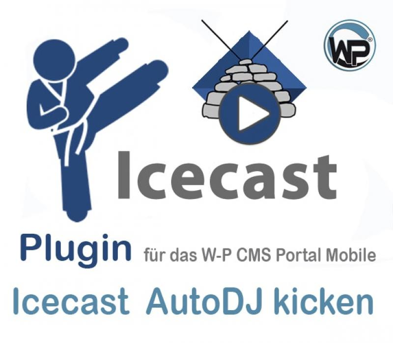 Neu Radio Icecast Stream kicken - Plugin