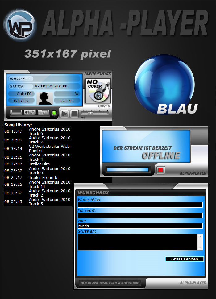 Alpha Player COVER Template-Blau 001_alpha_mcd_cover