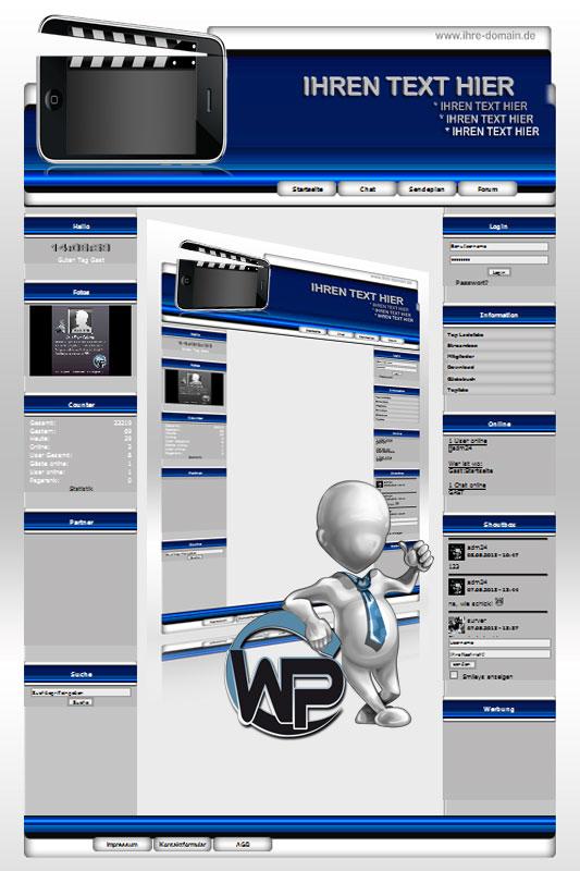 Ideal Standard: I Pod Template-Blau 001_wp_i_pod_01