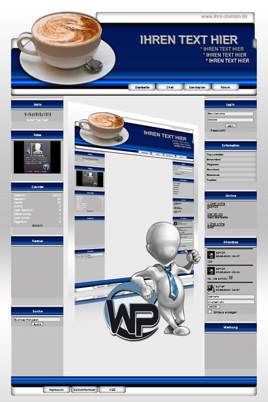 Ideal Standard: Kaffee Template-Blau 001_wp_kaffee_01