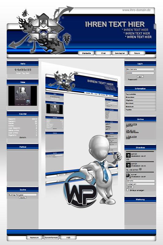 Ideal Standard: Pfeile Template-Blau 001_wp_pfeile_01