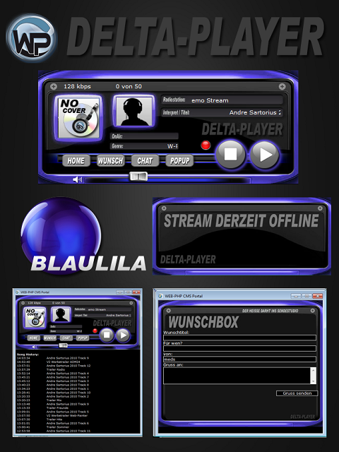 Delta Player Template-Lila-Blau 002_delta_cover-player