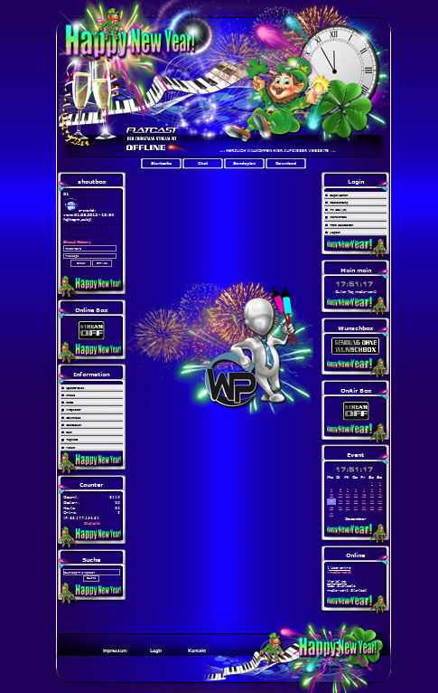 Happy New Year Template-Lila-Blau 002_w_p_new_year