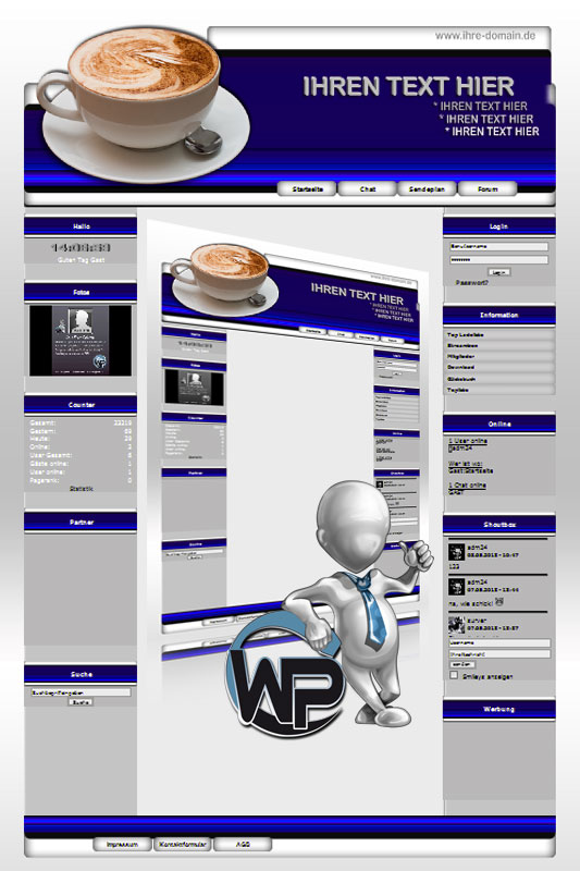 Ideal Standard: Kaffee Template-Lila-Blau 002_wp_kaffee_02