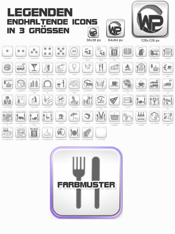 Icons Essen - Trinken Template-Lila 003_fi_essen_trinken