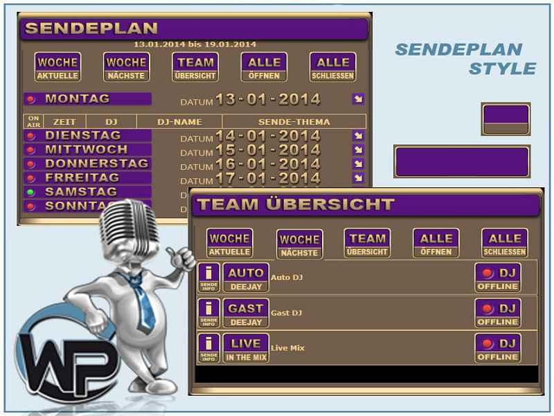 Sendeplan Template Template-Lila 003_sendeplan_set05