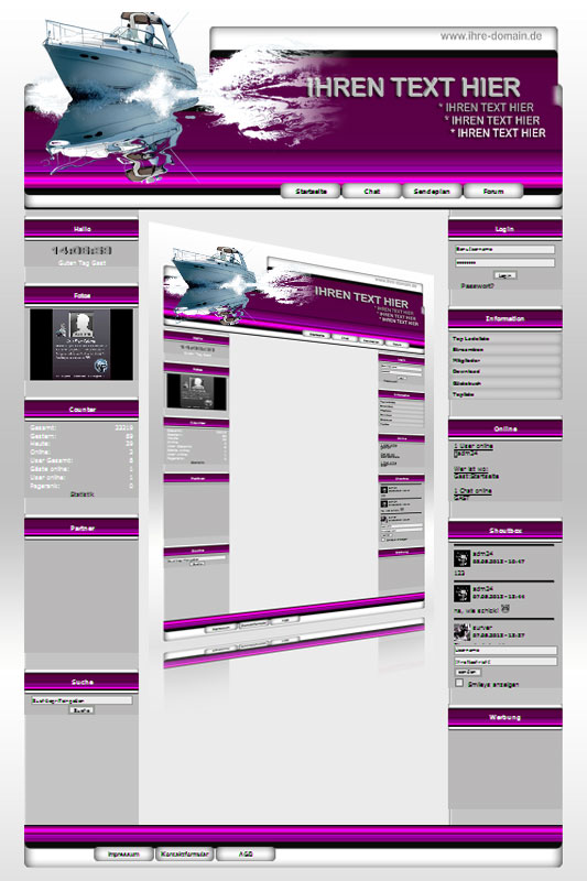 Ideal Standard: Boot Template-Pink 004_wp_boot_04