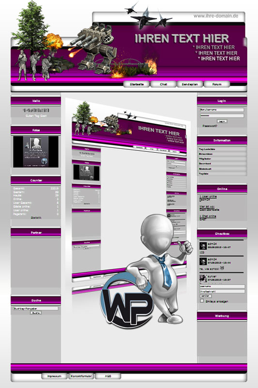 Ideal Standard: Clan Template-Pink 004_wp_clan_04