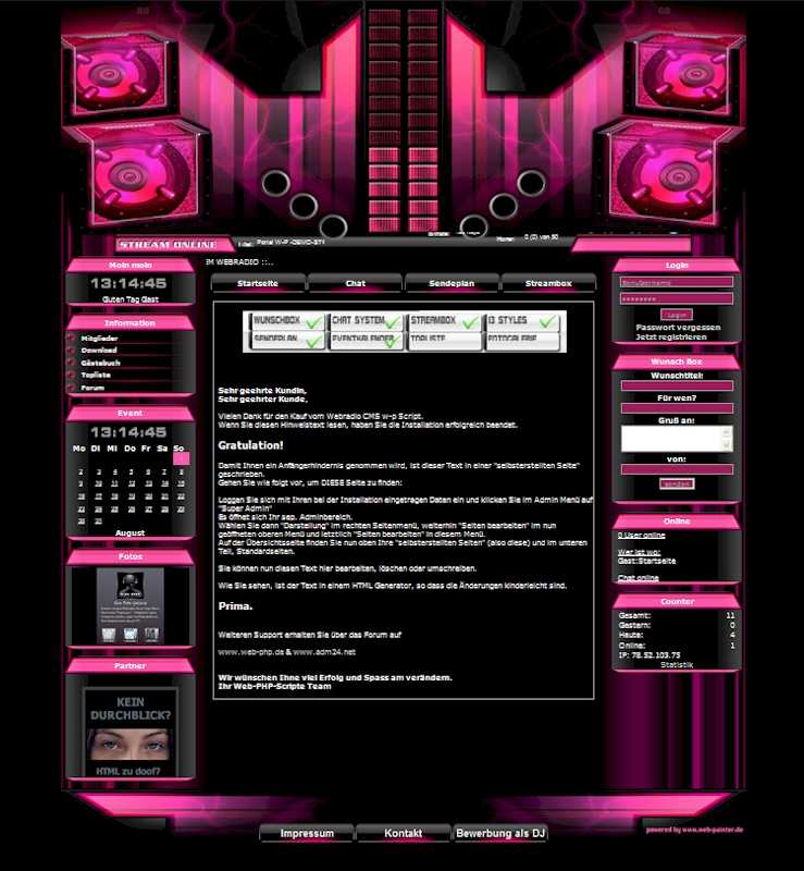 Power Template-Rosa 005_w-p-power