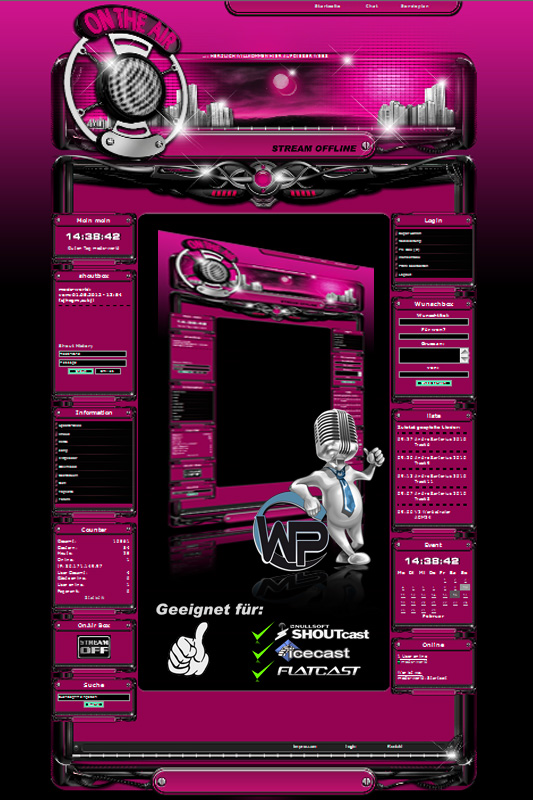 On the Air Template-Rosa 005_w-p_on_the_air