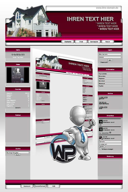 Ideal Standard: Haus Template-Rosa 005_wp_haus_05
