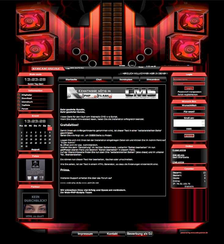 Power Template-Rot 006_w-p-power