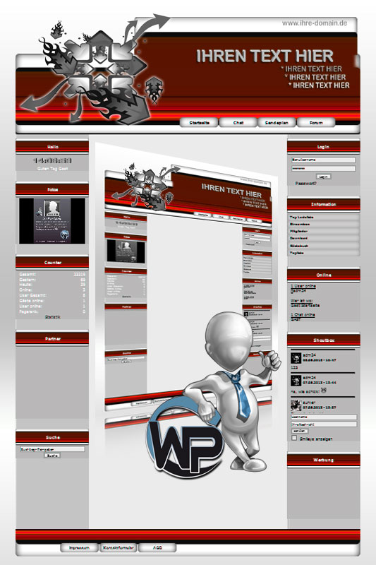 Ideal Standard: Pfeile Template-Rot 006_wp_pfeile_06