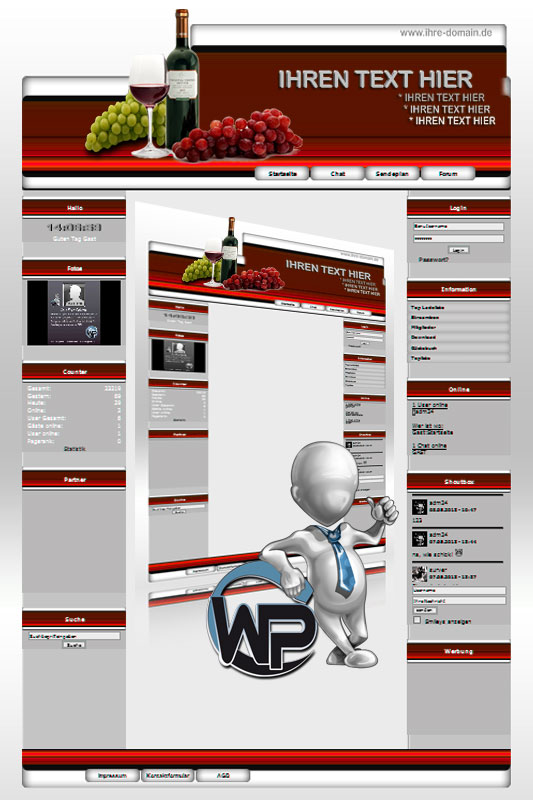 Ideal Standard: Wein Template-Rot 006_wp_wein_06