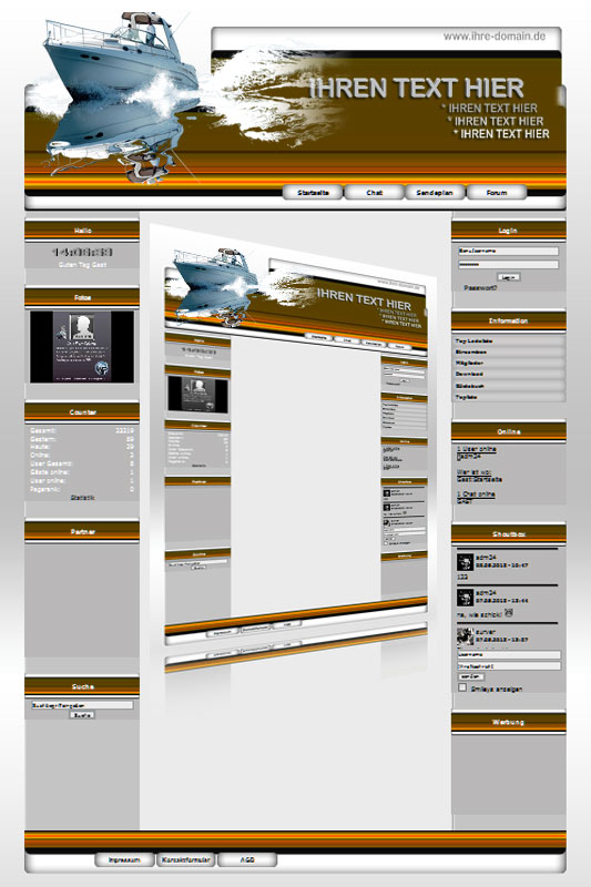 Ideal Standard: Boot Template-Orange 007_wp_boot_07