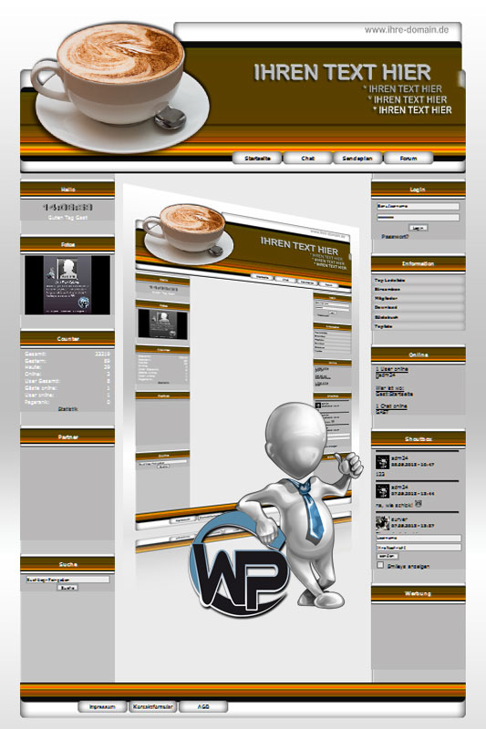 Ideal Standard: Kaffee Template-Orange 007_wp_kaffee_07