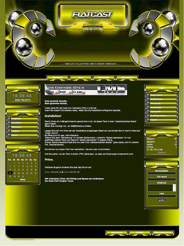 Disco Template-Gelb 008_disco_w-p