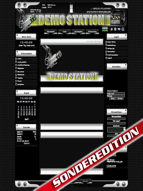 W-P Station Template-Gelb 008_music_station