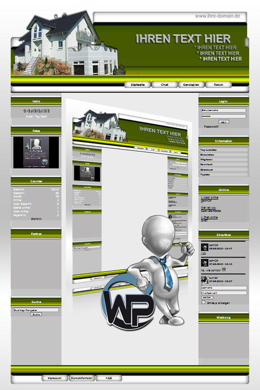 Ideal Standard: Haus Template-Gelb 008_wp_haus_08