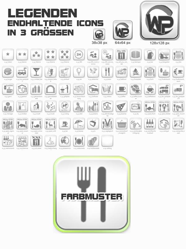 Icons Essen - Trinken Template-Lindgrün 009_fi_essen_trinken