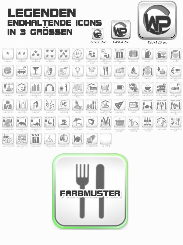 Icons Essen - Trinken Template-Maigrün 010_fi_essen_trinken