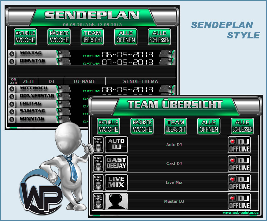 Sendeplan Template-Patrol 011_v2_Sendeplan_set01