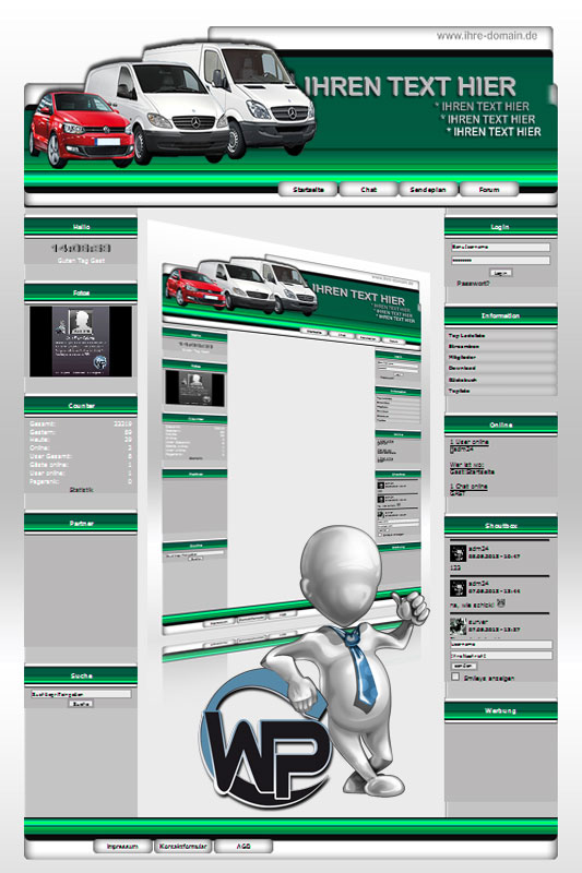 Ideal Standard: Autos Template-Patrol 011_w_p_autos_11