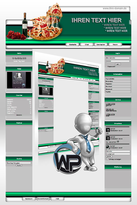 Ideal Standard: Pizza Template-Patrol 011_wp_pizza_11