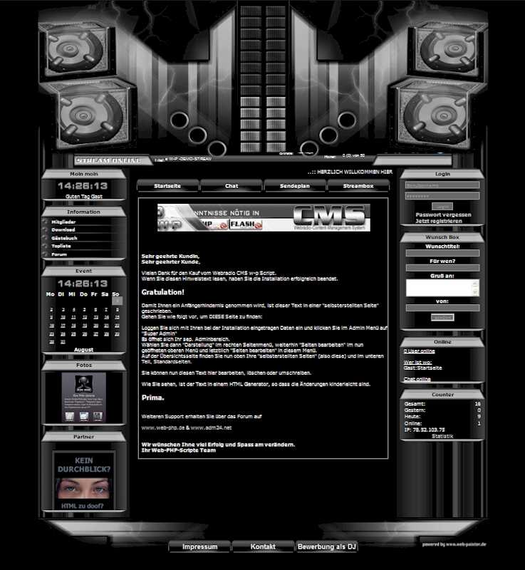 Power Template-Graphit 013_w-p-power