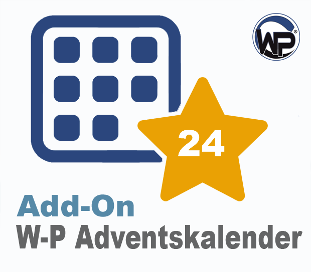 W-P Adventskalender - Add-On