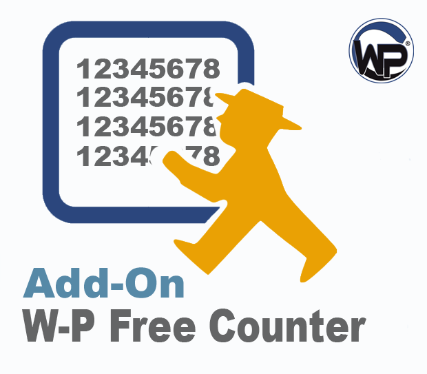 W-P Free Counter - Add-On