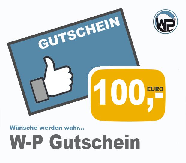 W-P Gutschein 100 PLUS