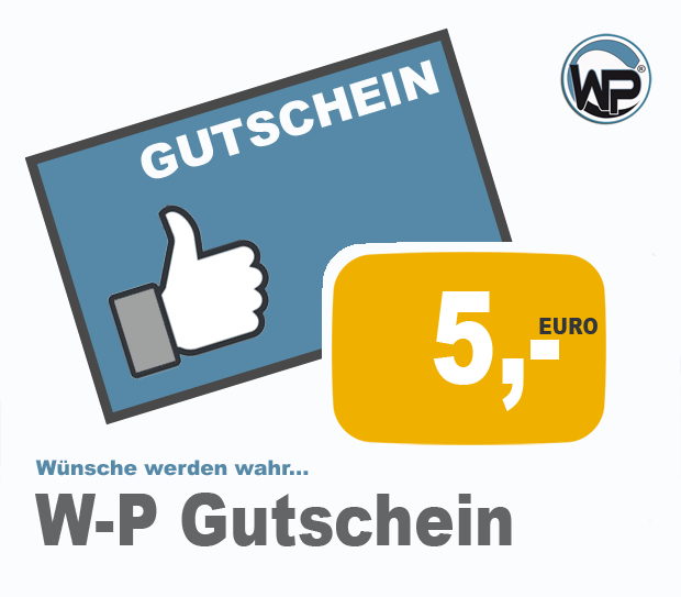 W-P Gutschein 5 PLUS