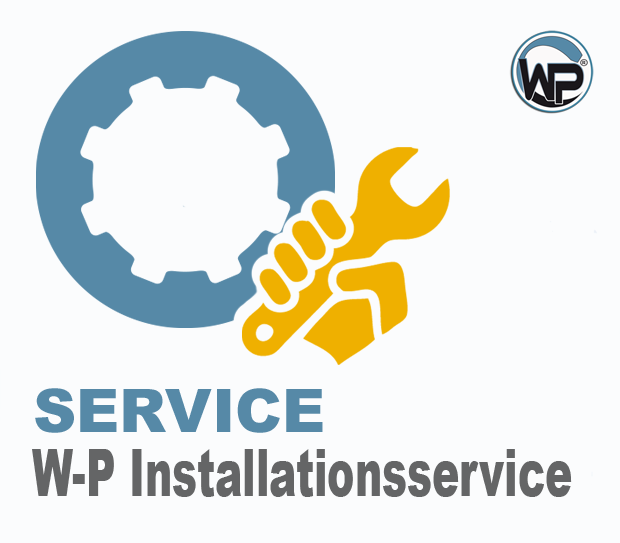 W-P Installationsservice für W-P Produkte