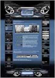 Stream Template-Blau 001