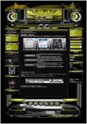 Beat Template-Gelb 008