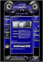 Rock Template-Lila-Blau 002