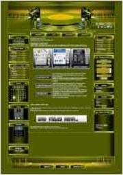 Turntable Template-Gelb 008