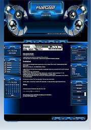 Disco Template-Blau 001_disco_w-p