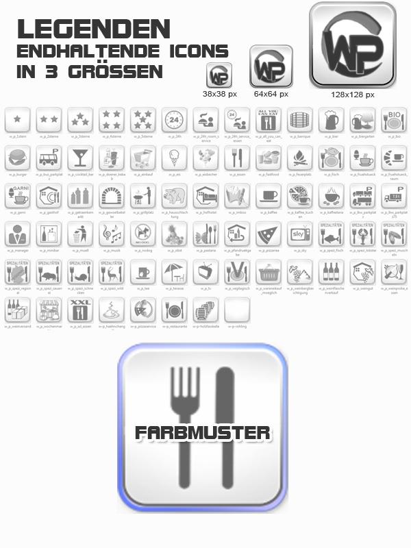 Icons Essen - Trinken Template-Lila-Blau 002_fi_essen_trinken