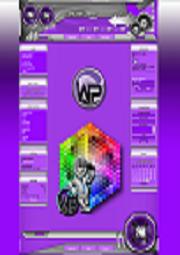 Multi Color Template-Lila 003_multicolor_w_p