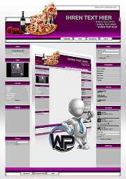 Ideal Standard: Pizza Template-Pink 004_wp_pizza_04