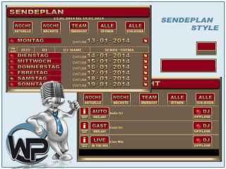 Sendeplan Template Template-Rot 006_sendeplan_set05