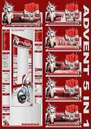 Advents Template 5in1 Template-Rot 006_w-p_advent5in1