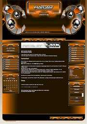 Disco Template-Orange 007_disco_w-p