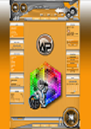 Multi Color Template-Orange 007_multicolor_w_p