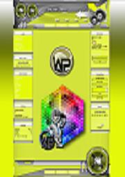 Multi Color Template-Gelb 008_multicolor_w_p