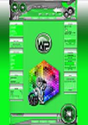 Multi Color Template-Maigrün 010_multicolor_w_p