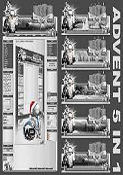 Advents Template 5in1 Template-Graphit 013_w-p_advent5in1